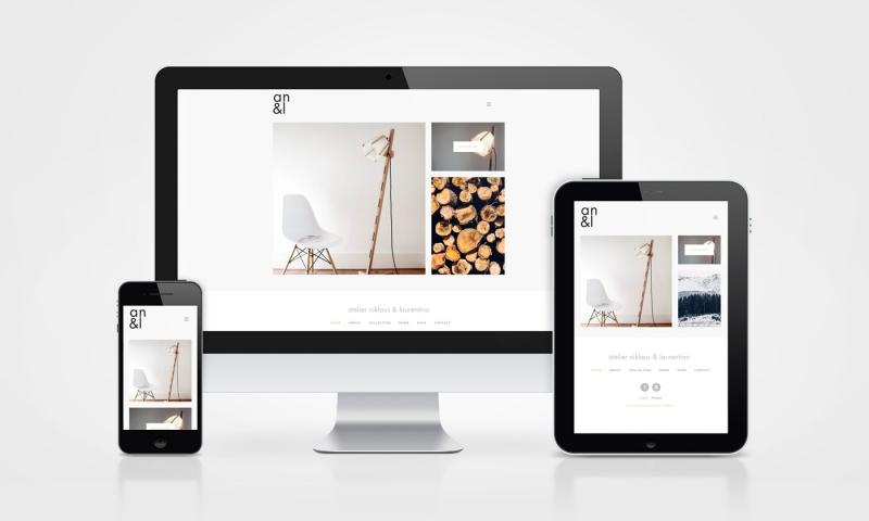 Atelier Niklaus & Laurentino – Online Store Design & Development